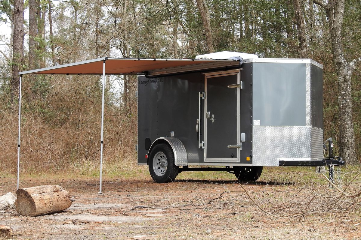 hight resolution of no frills travel trailer camps two for 7k