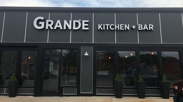 Grande Kitchen Bar Opens In Newton - Eater Boston