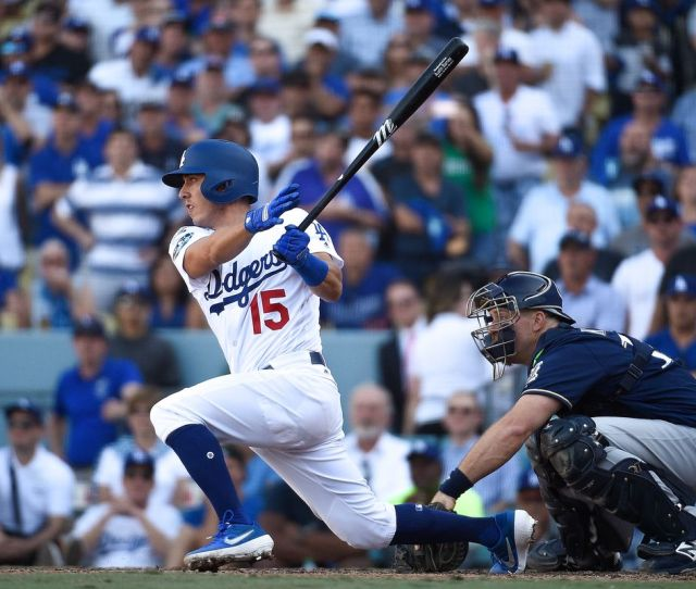Dodgers Vs Brewers Nlcs Game  Chat Ii