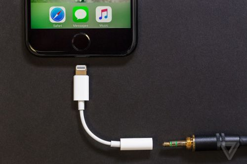 small resolution of apple no longer ships free headphone dongles with new iphones