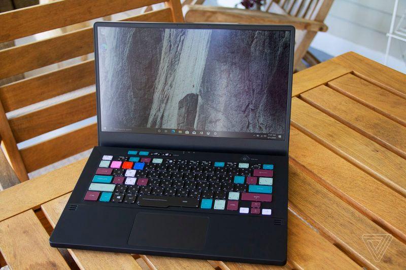 Best gaming laptop 2021: Asus ROG Zephyrus G14