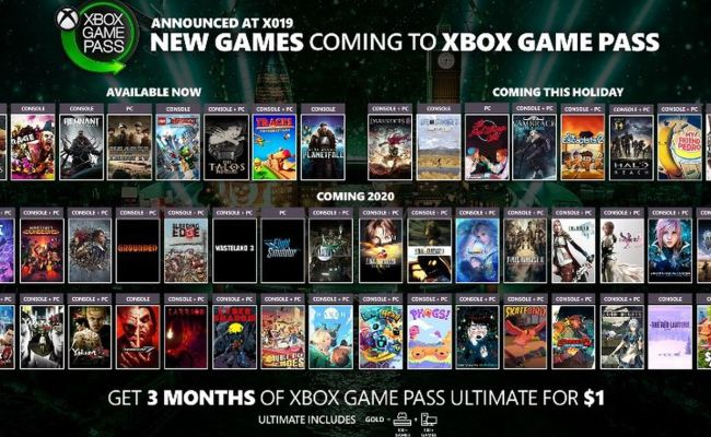 The Final Fantasy Series Is Coming To Xbox Game Pass The