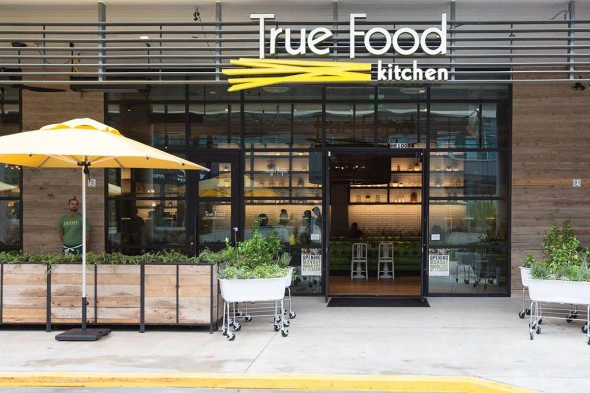 True Food Kitchen Menu