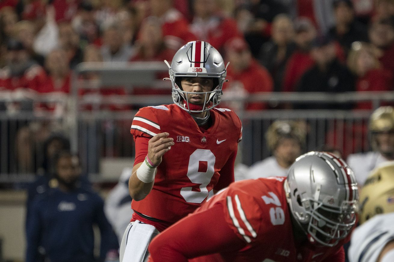 COLLEGE FOOTBALL: SEP 25 Akron at Ohio State