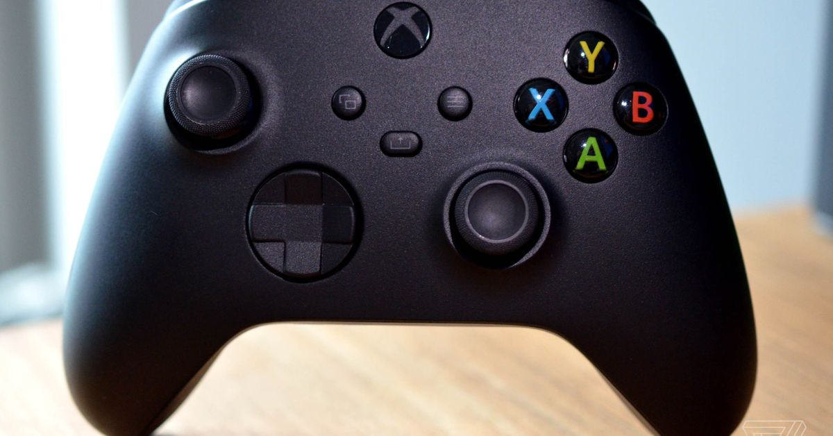 Microsoft says the latest Xbox Series X update fixes controller disconnect issues