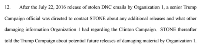 roger stone indictment why