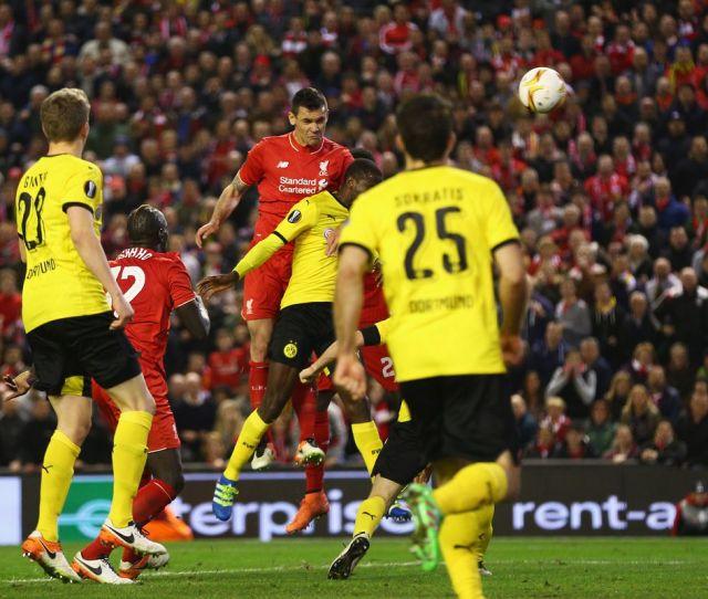 Liverpool Vs Borussia Dortmund