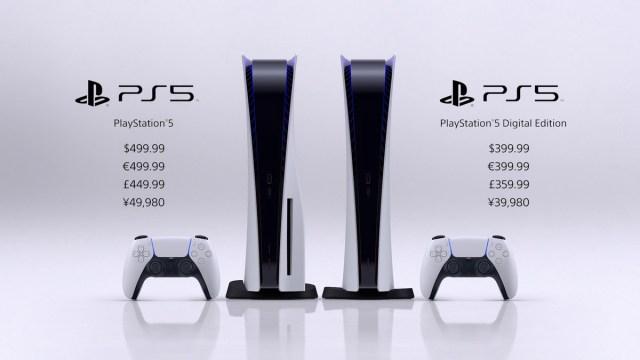 preços para PS5