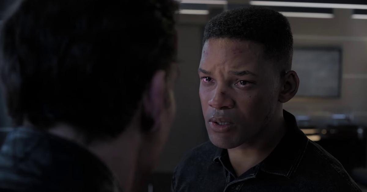 Gemini Man Trailer Pits Will Smith Against A De Aged