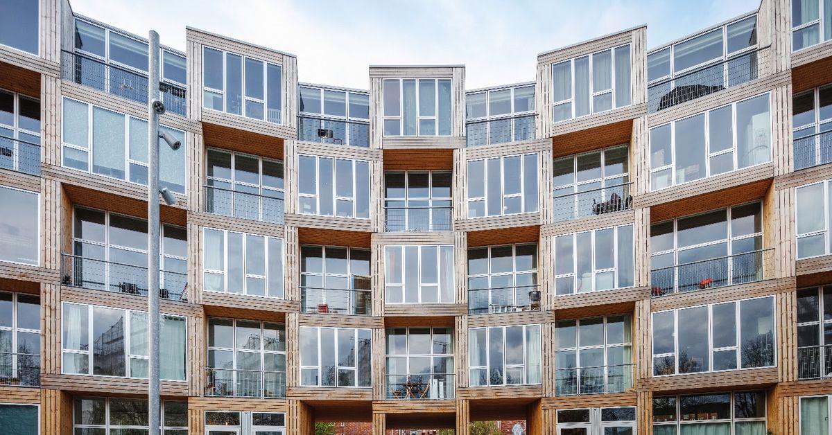 Bjarke Ingels completes prefab affordable housing project