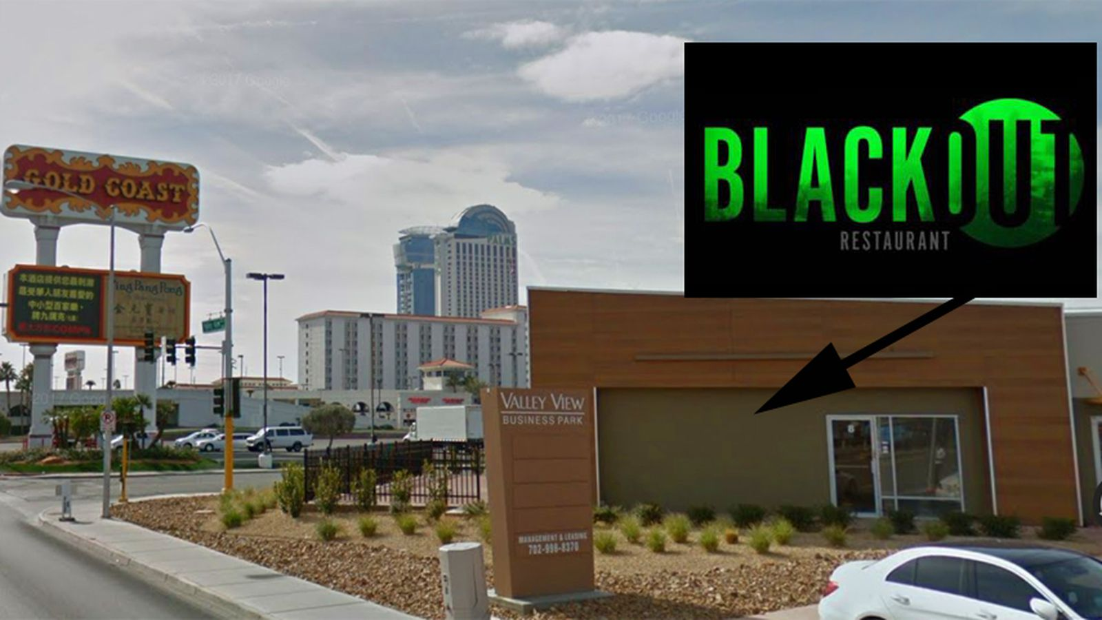 Blackout Dining in the Dark Opening on the Westside