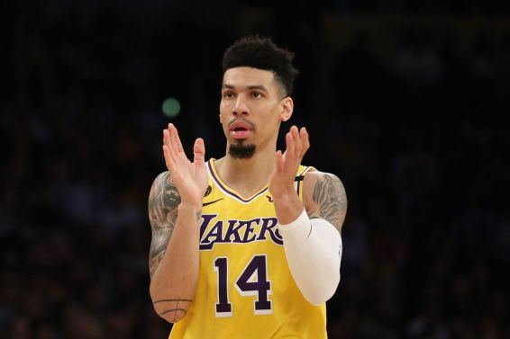 Danny Green says he hasn't been 3-point 'specialist' Lakers need him to be  - Silver Screen and Roll