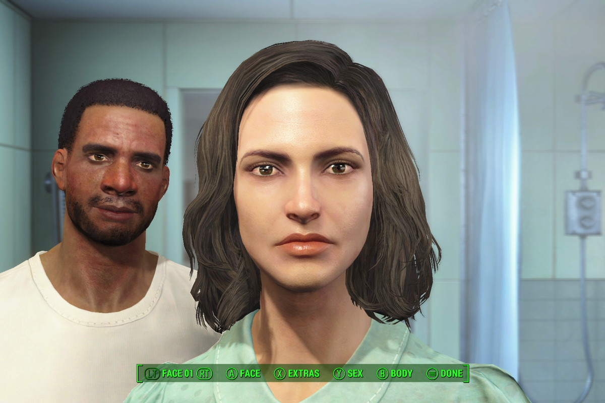 how fallout 4 handles