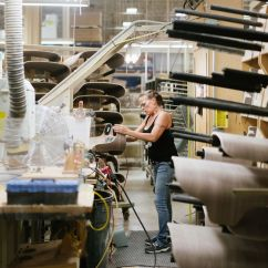 Steel Chair Manufacturing Process Best Portable High Trumps Tariffs How The Furniture Industry Is Affected