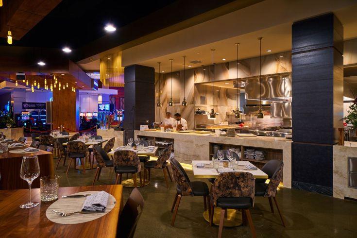 three new restaurants open in viejas luxury expansion - eater san diego