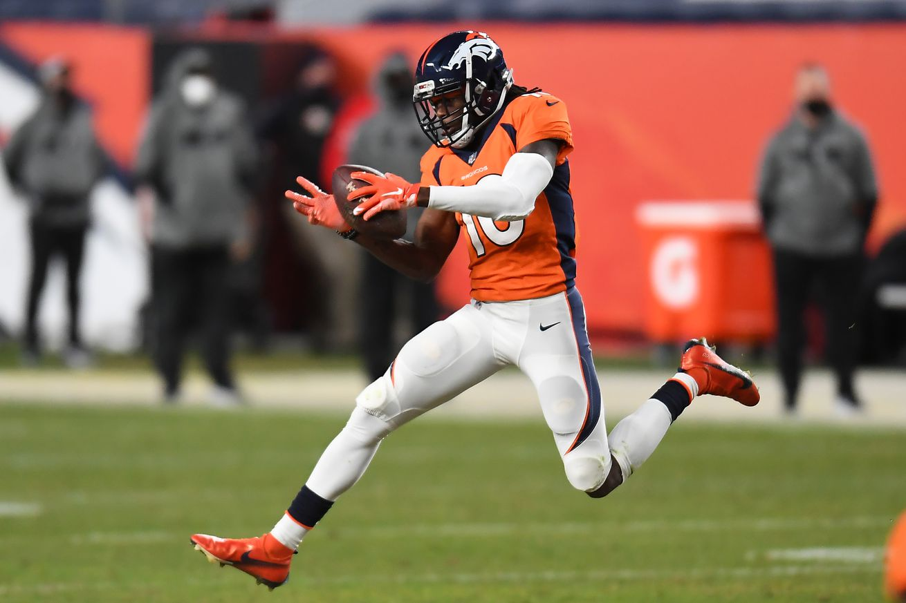 NFL: Las Vegas Raiders at Denver Broncos