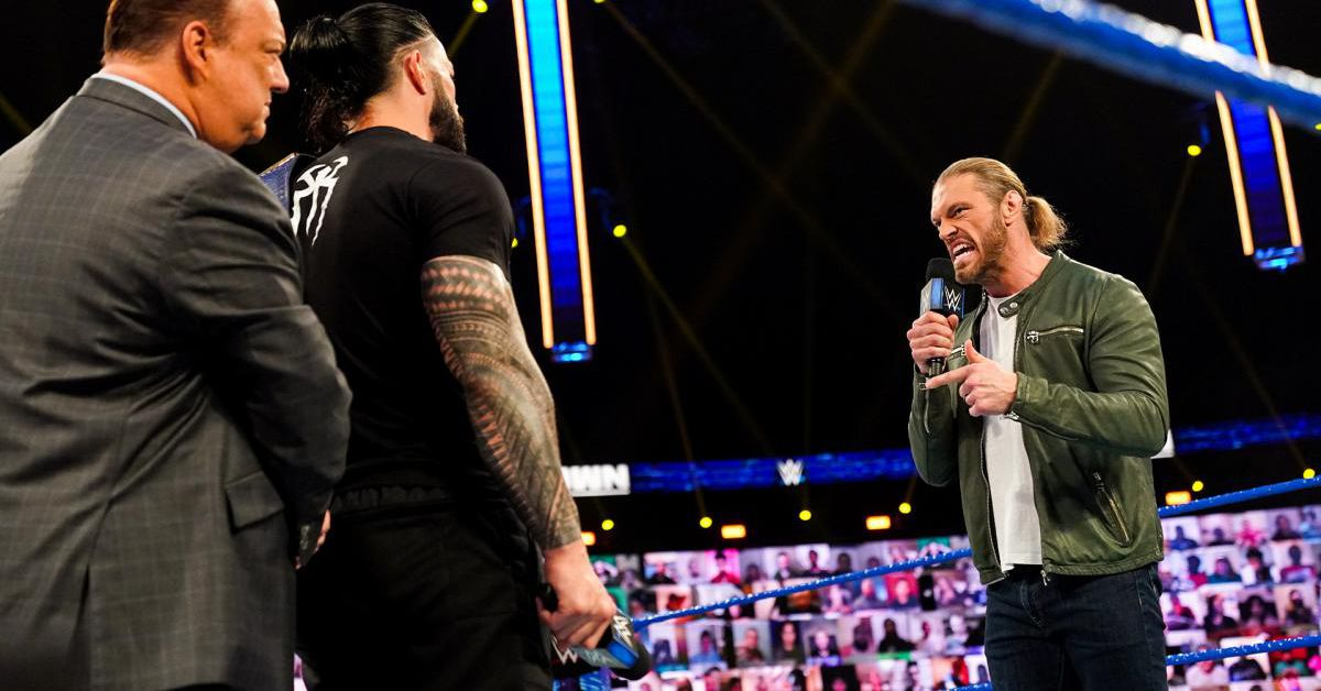 WWE SmackDown results, recap, reactions (Feb. 19, 2021): Under your skin