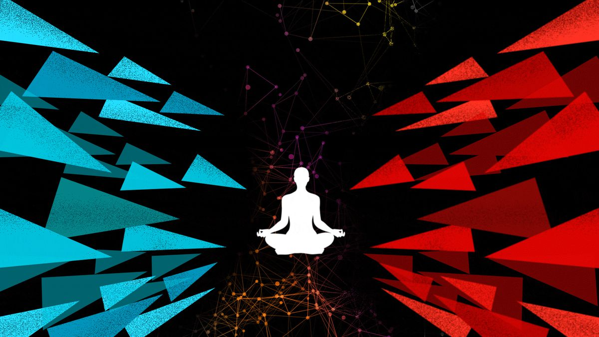how meditation and psychedelic