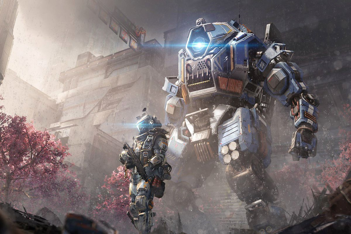 Legends Of The Fall Wallpaper Titanfall 2 S Twitter Account Needs To Maybe Calm Down A