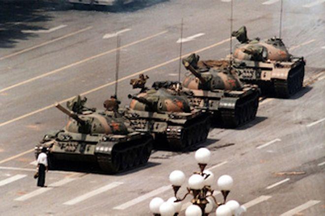 Tianasquare.0 Microsoft says Bing's 'Tank Man' censorship was a human error | The Verge