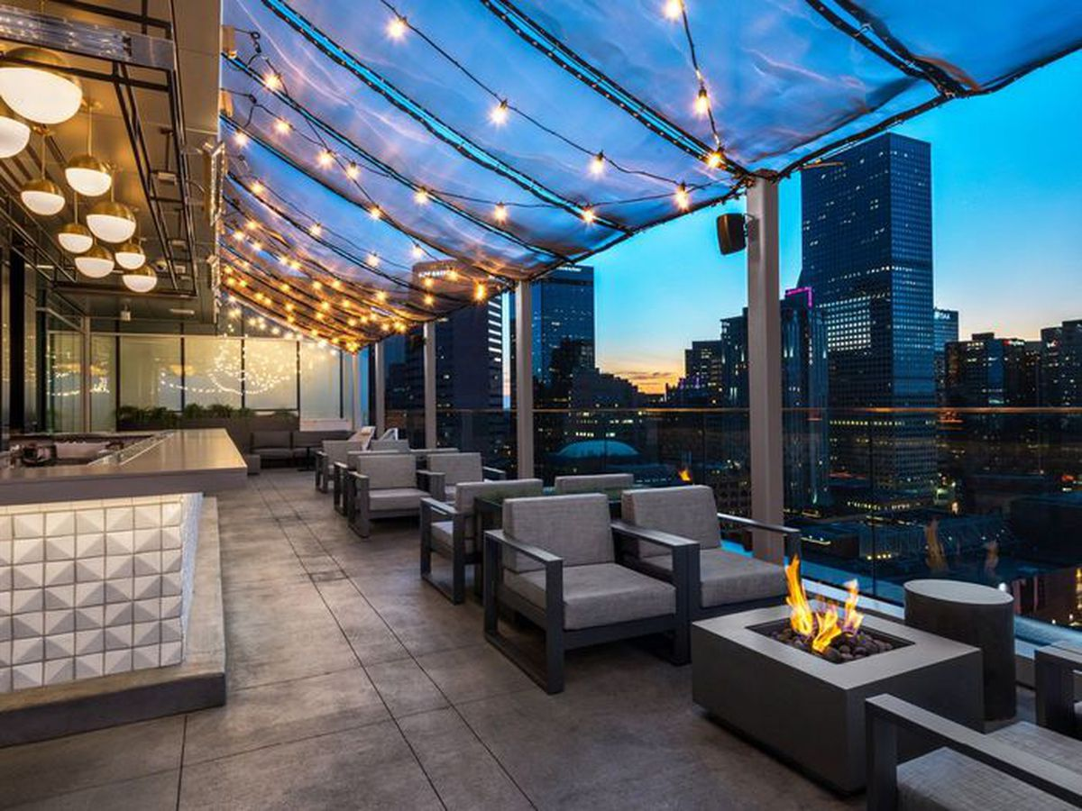 The Best Rooftop Bars And Outdoor Dining Spots Across 19