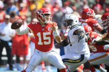 Image result for patrick mahomes week 1
