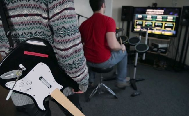 Rock Band 4 Is Coming And Harmonix Is Bringing It Back To