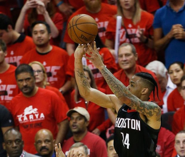 Cold Shooting Dooms Rockets In Game  Loss To Warriors