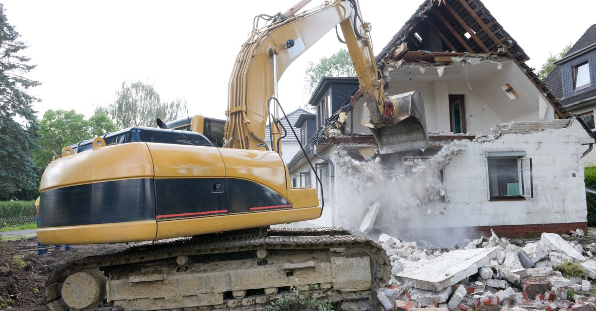 The Teardown Effect The Problem With Replacing Old Homes