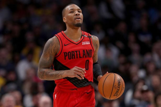 Image result for damian lillard