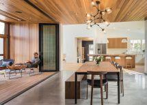 Scandinavia-inspired Lake Home Sweet Modern