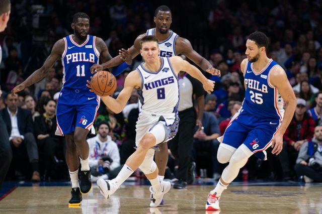 Philadelphia 76ers vs Sacramento Kings NBA Odds and Predictions