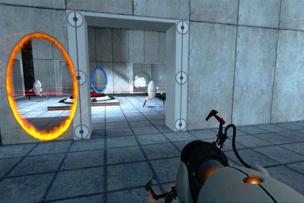 Valve Returns Aperture Science With Vr Experiments