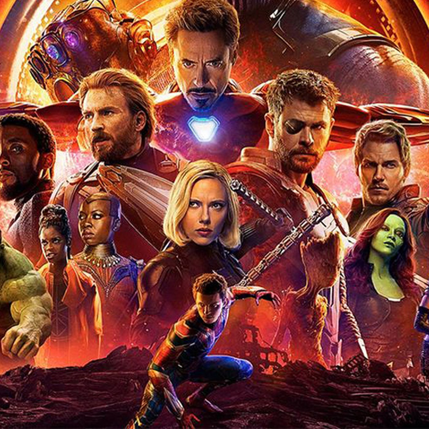 avengers infinity war s