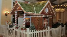 Extravagant Gingerbread Houses Ring In Season - Eater