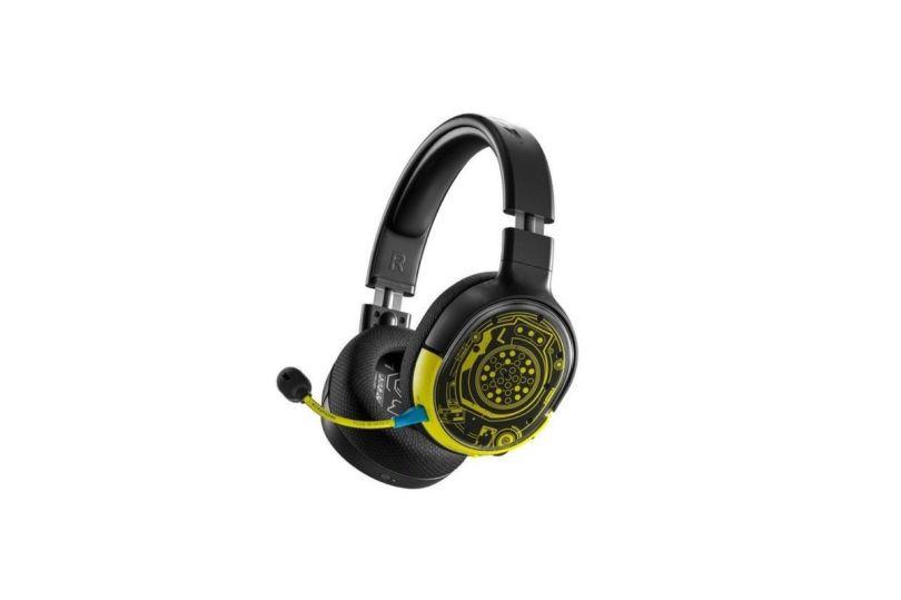 steelseries cyberpunk gaming headset