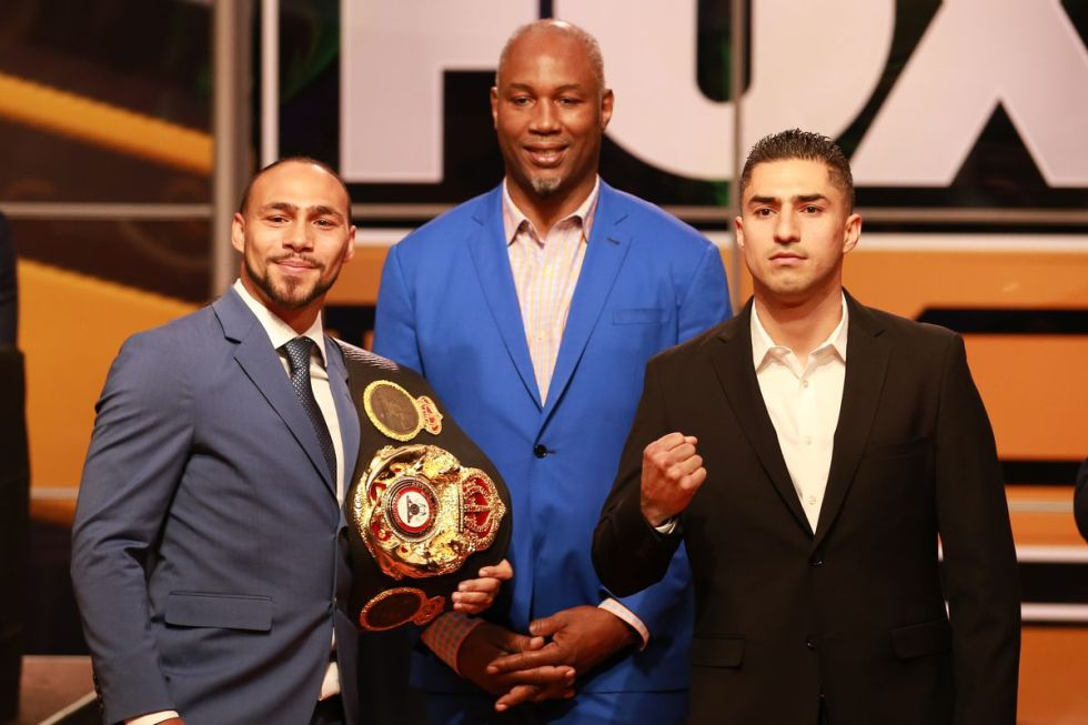Image result for keith thurman vs josesito lopez