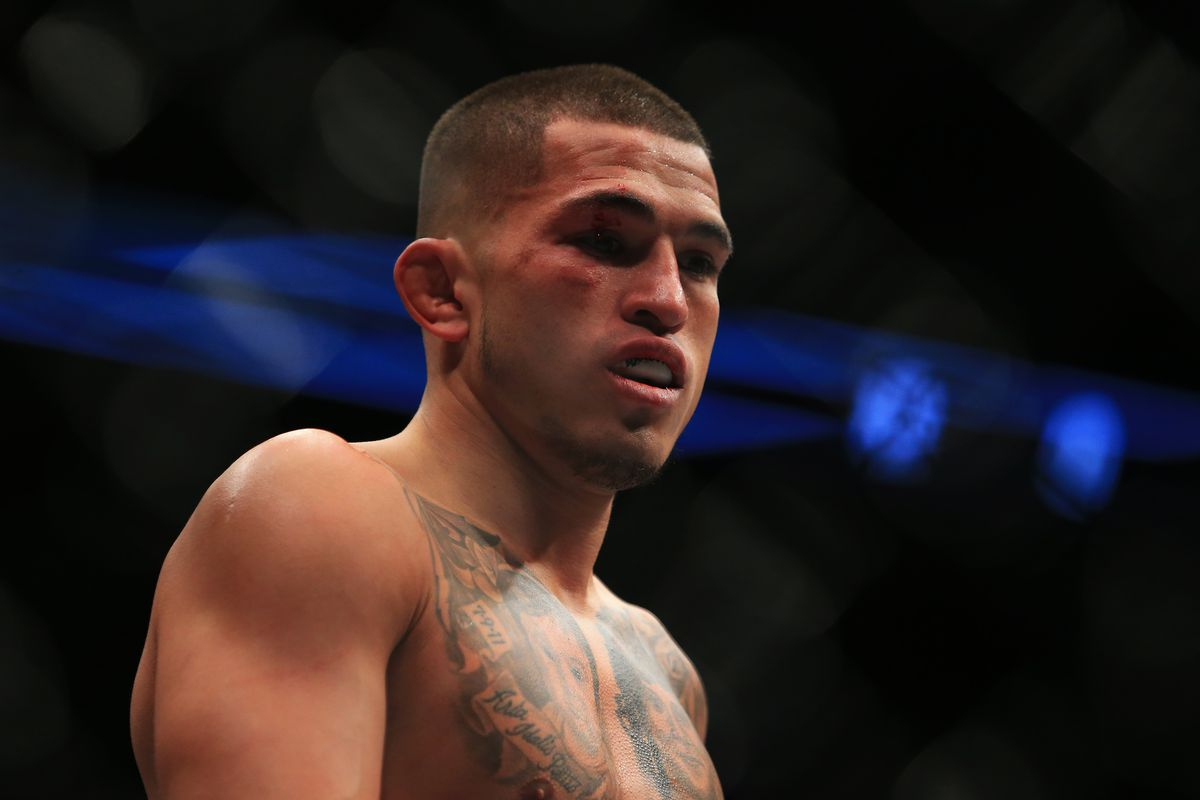 Anthony Pettis Car Theft Suspects Taken Down By Old