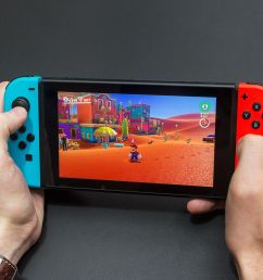 i keep returning the nintendo switch because of this tiny cosmetic flaw the verge [ 1400 x 1050 Pixel ]