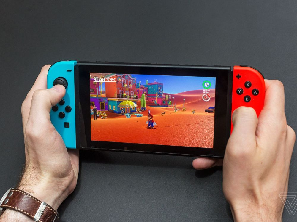 medium resolution of i keep returning the nintendo switch because of this tiny cosmetic flaw the verge