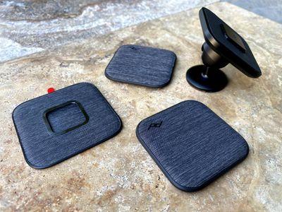 Some prototypes in Peak Design's mobile system
