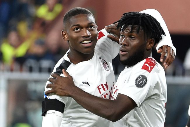 Image result for photos of genoa vs milan