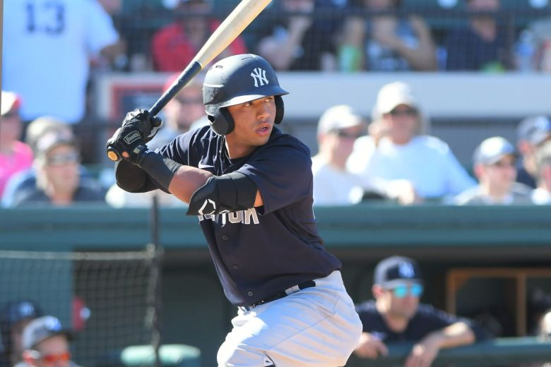 Yankees prospect Oswald Peraza is ready to stand out in 2021 - Pinstripe  Alley