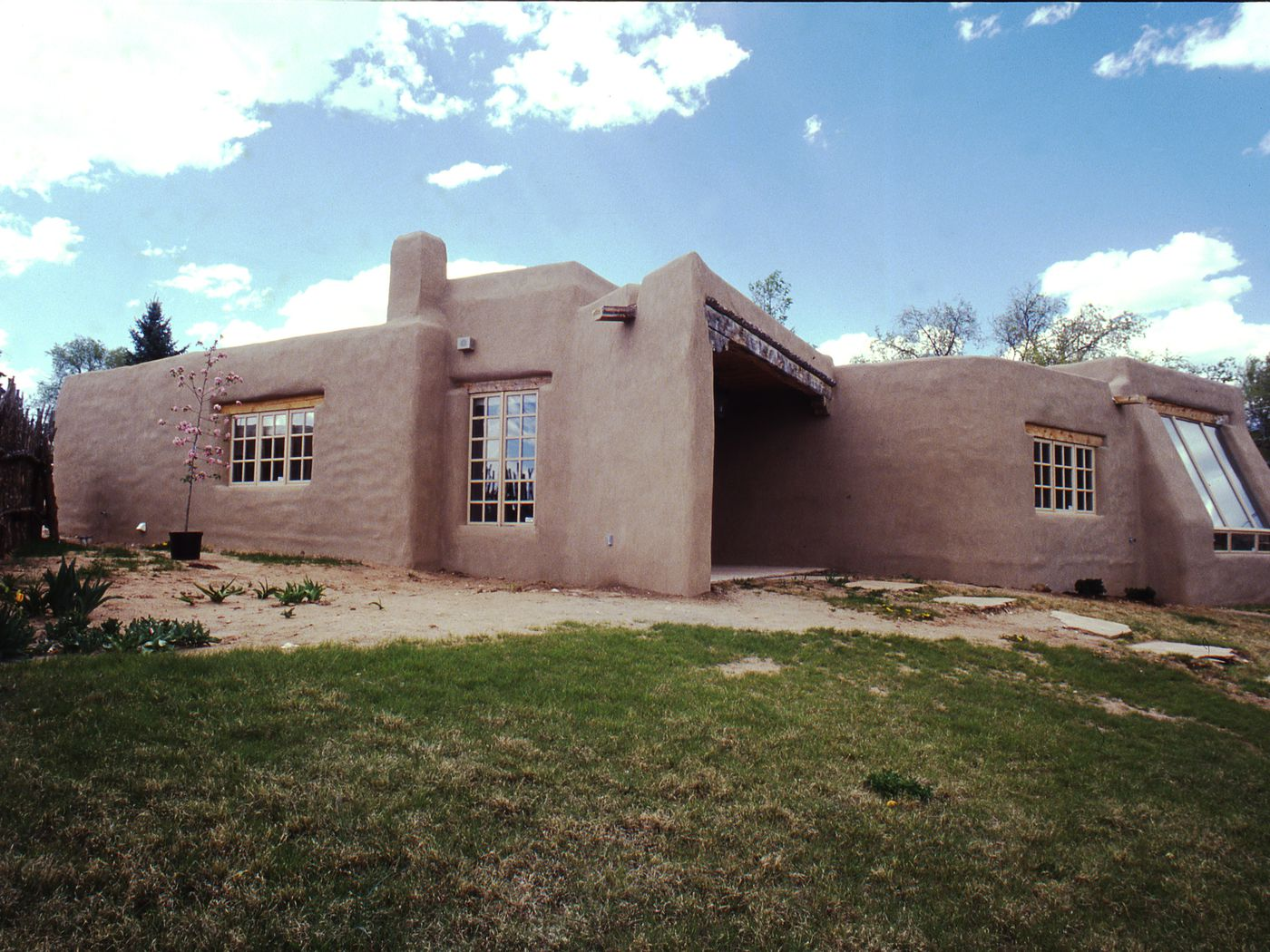 The Santa Fe House This Old House