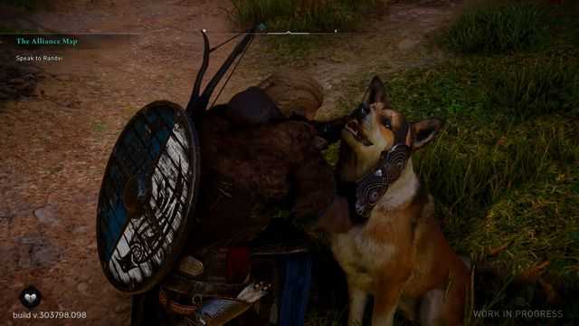 CatsAndDogs.00_00_05_33.Still001.0 You can pet dogs and cats in Assassin's Creed Valhalla   Polygon