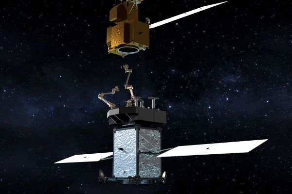 Nasa Commissioned Spacecraft Refuel Satellites In Orbit - Verge