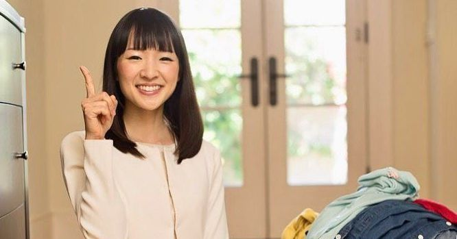 Netflix and Marie Kondo unite for decluttering reality