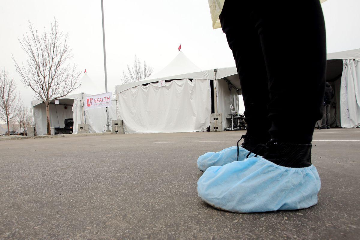 13 new Utah coronavirus cases reported, including 1st community ...