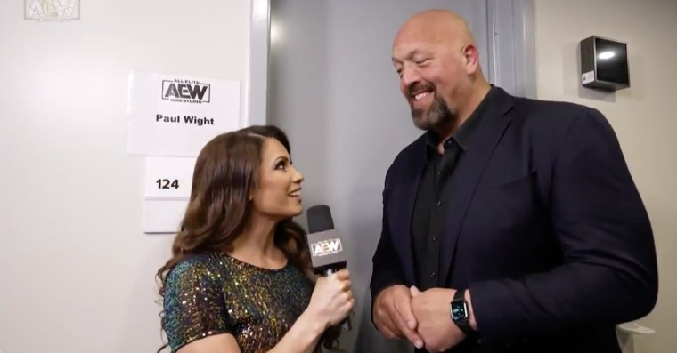 Big Show: Vince McMahon called me after AEW signing, there's no anger