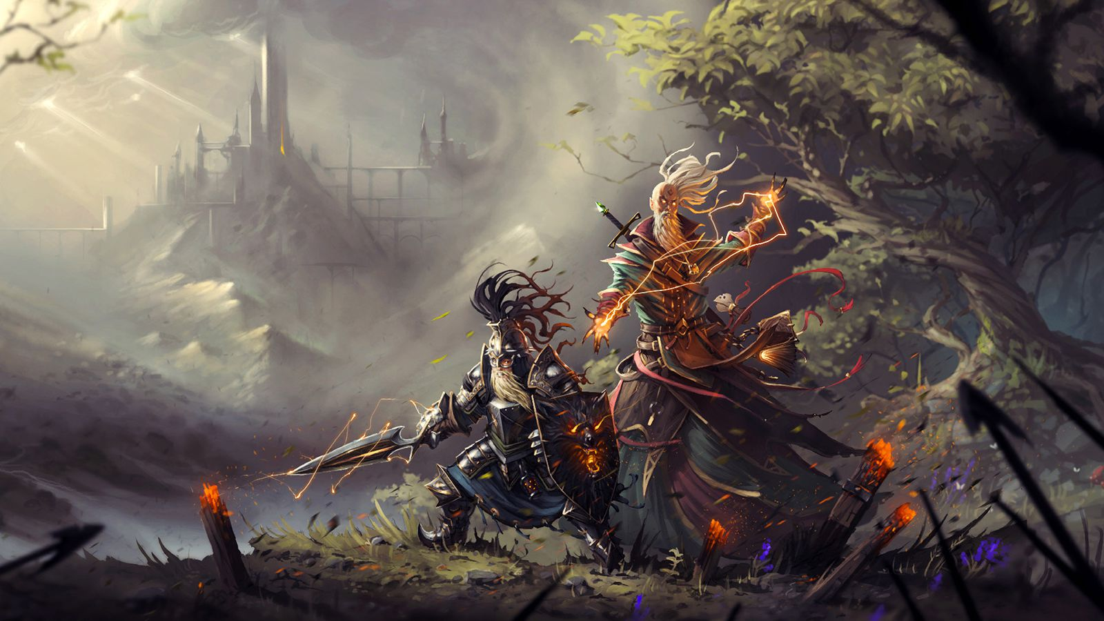 Divinity Original Sin 2 Is A Co Op RPG Built For Trolling Your Friends Polygon
